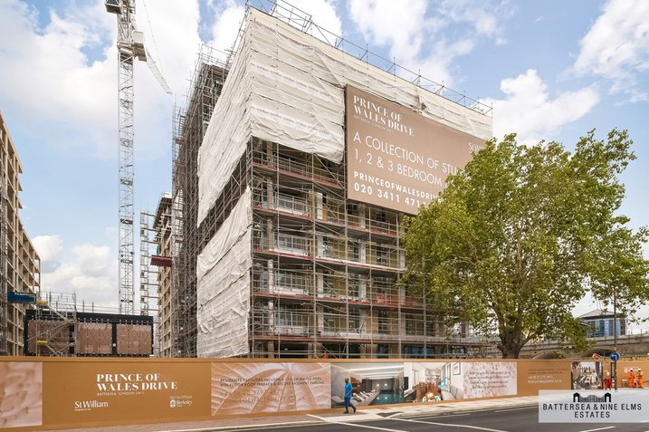 Apartments For Sale In Kensington House, Prince Of Wales Drive, SW11