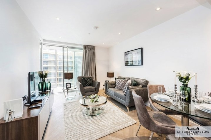 Apartments To Rent In Scott House Battersea Station Sw11