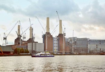 Battersea by boat